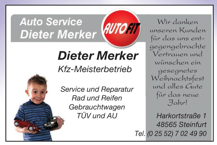 Dieter Merker