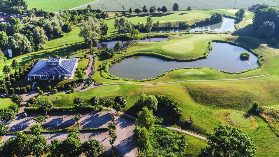 Golf-Vergnügen im Städtedreieck Image 1