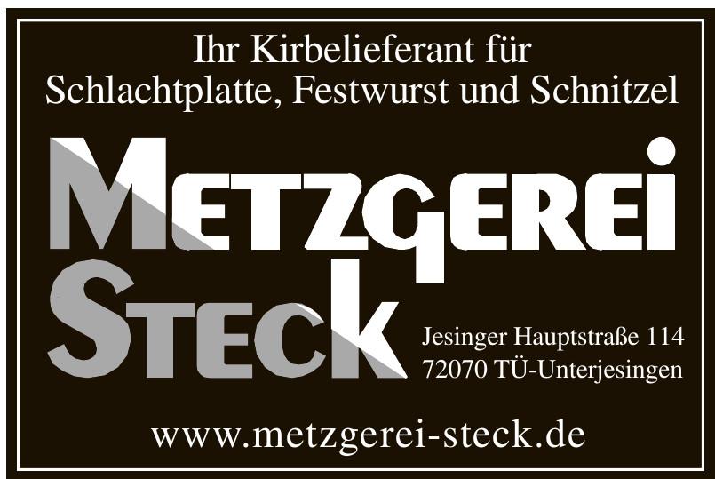 Metzgerei Steck