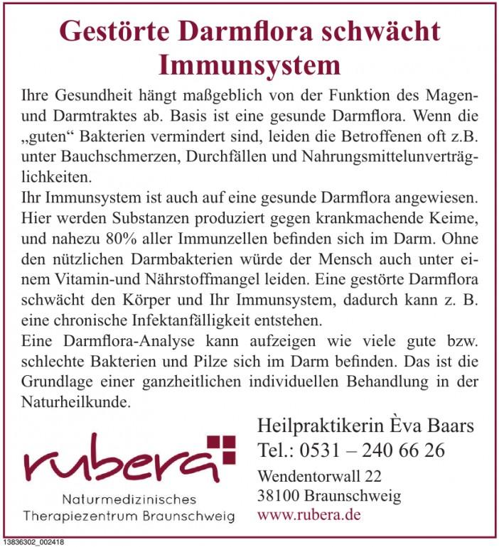 rubera  Naturmedizinisches  Therapiezentrum  Braunschweig
