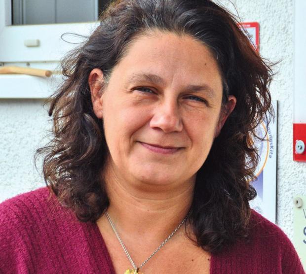 Kita-Leiterin Angelika Onorato