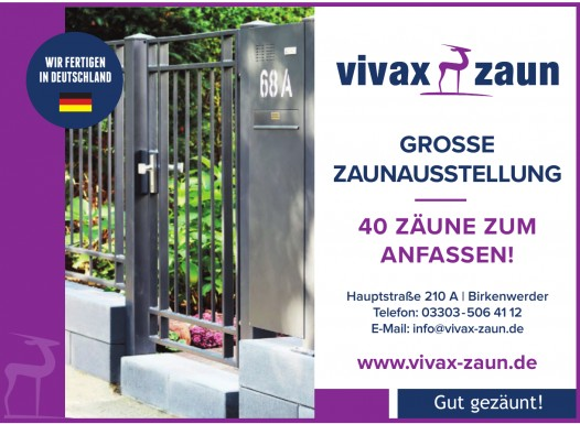 Vivax Zaun