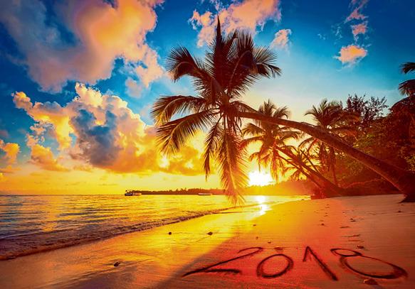 Fernreiseziele mit exotischen Stränden erfreuen sich nach wie vor großer Beliebtheit. Im Mittelmeerraum sind Spanien und Griechenland die Spitzenreiter bei Pauschalreisenden.Foto: Valentin Valkov, fotolia