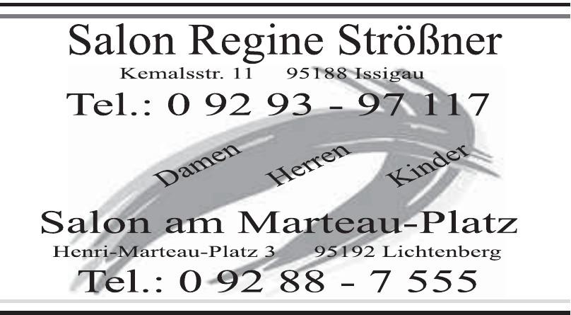 Salon Regine Strößner