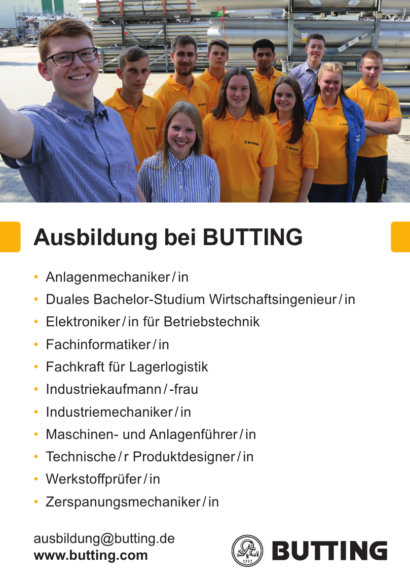H. Butting GmbH & Co. KG