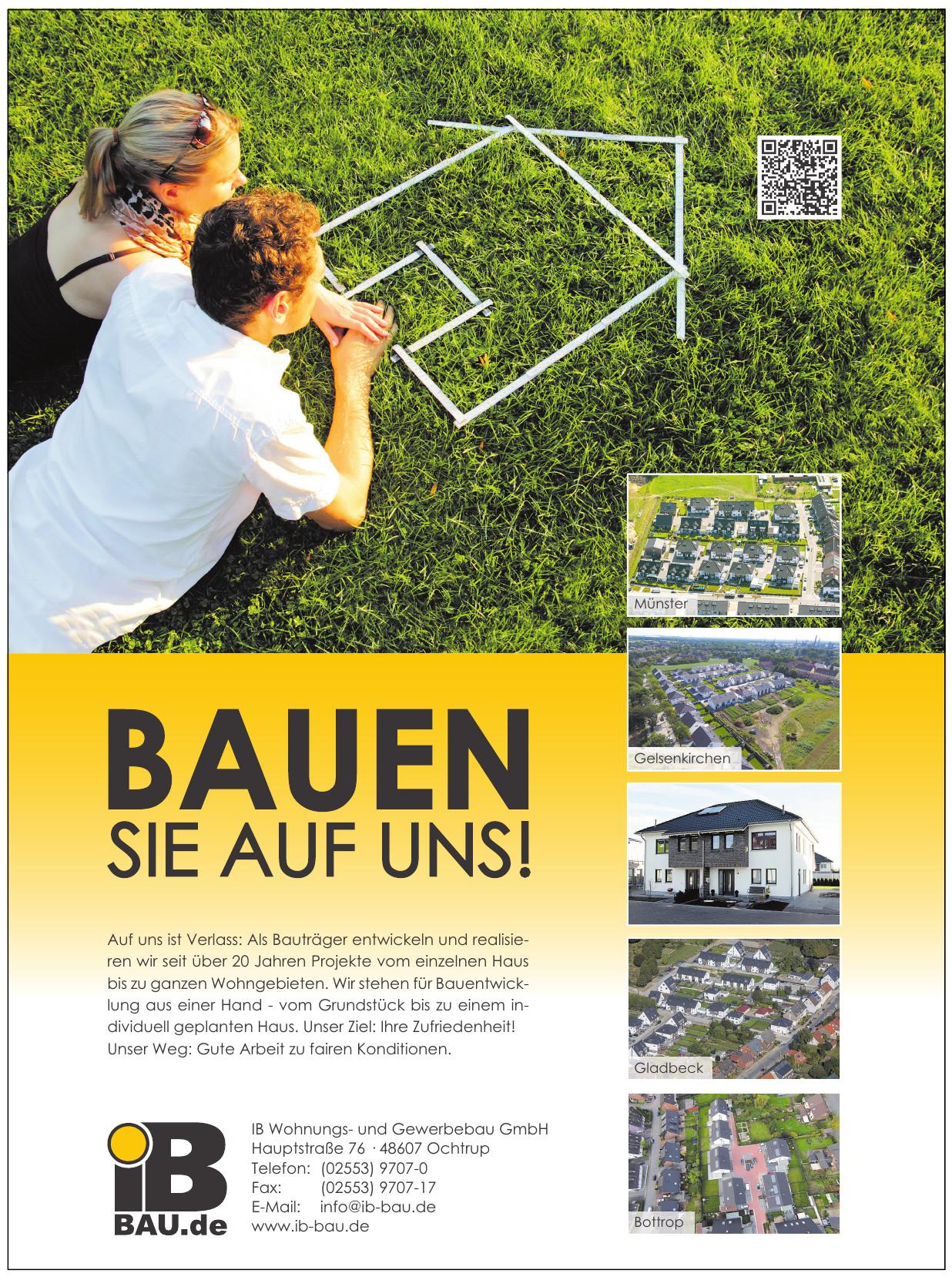 IB Wohnungs- und Gewerbebau GmbH