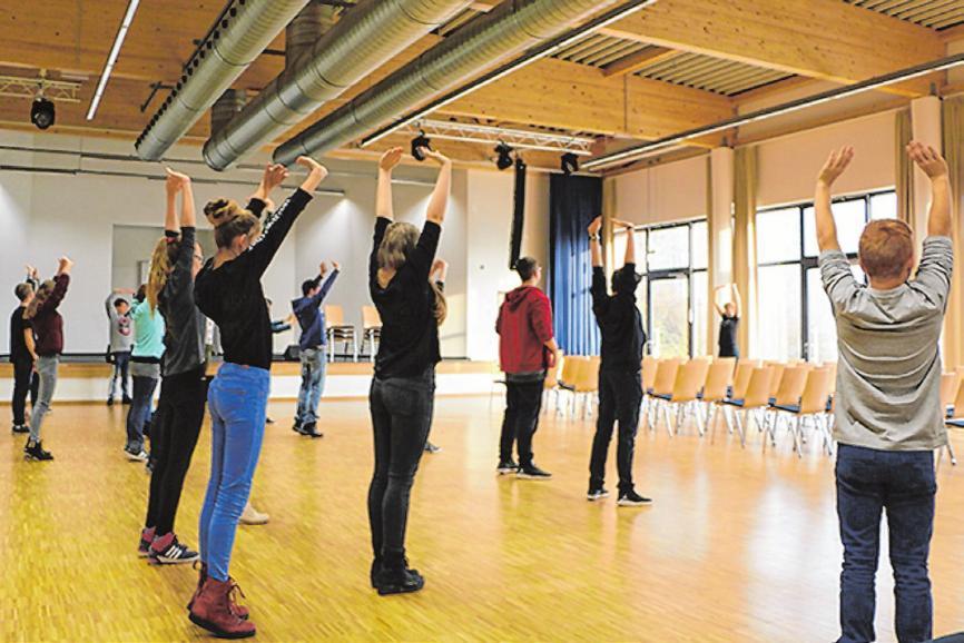 Tai-Chi-Kurs: Entspannung und Bewegung im Schulalltag Foto: promo