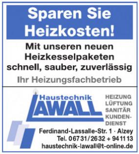 Haustechnik Lawall