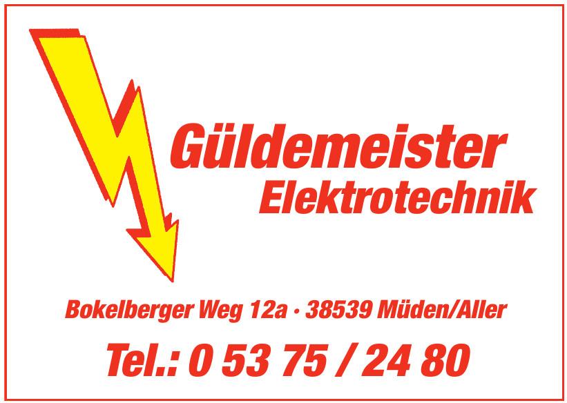 Güldemeister Elektrotechnik