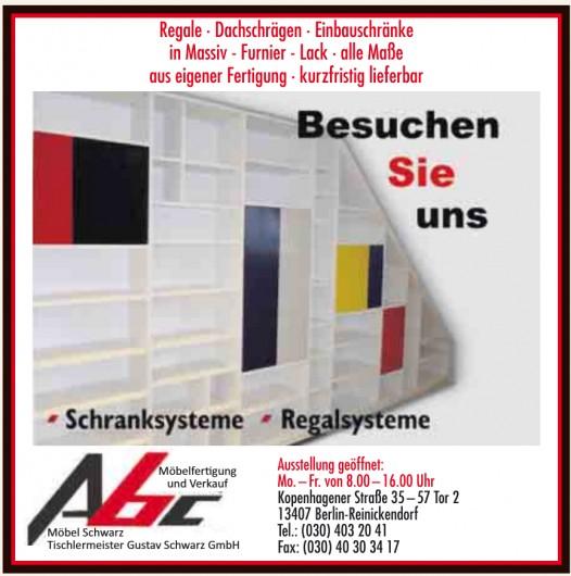 Abc Möbel Schwarz Tischlermeister Gustav Schwarz GmbH
