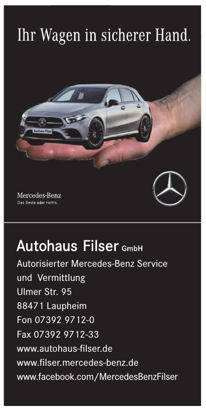 Autohaus Filser GmbH