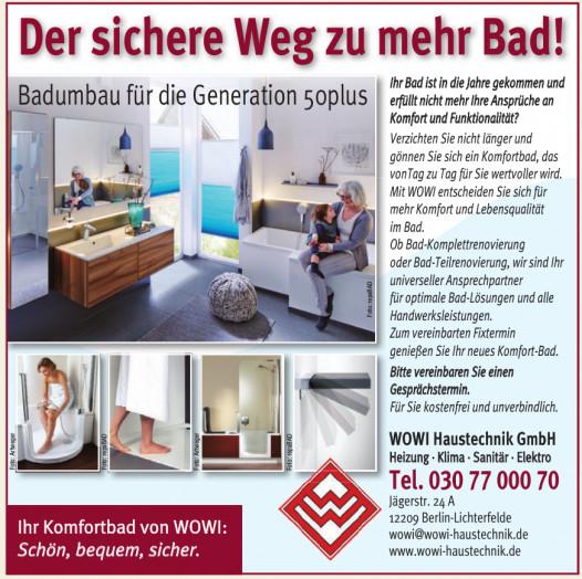 WOWI Haustechnik GmbH