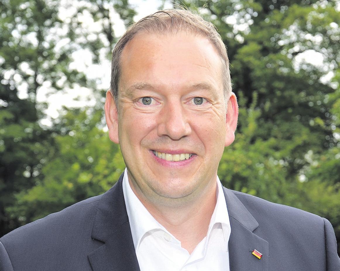 Henning Otte. Archivfoto: Müller