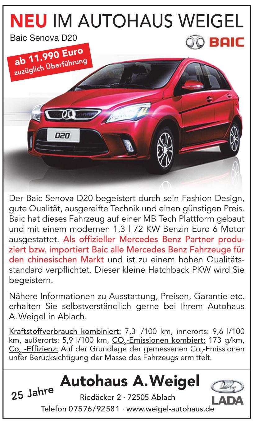 Autohaus A.Weigel