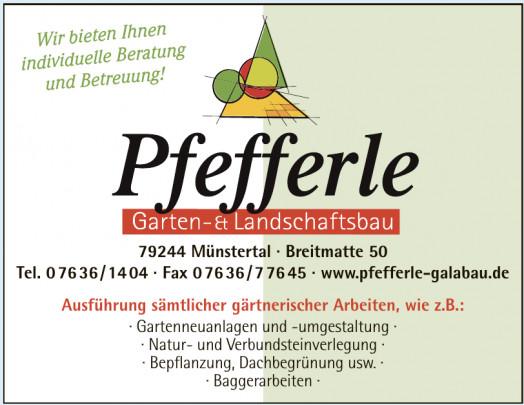 Pfefferle