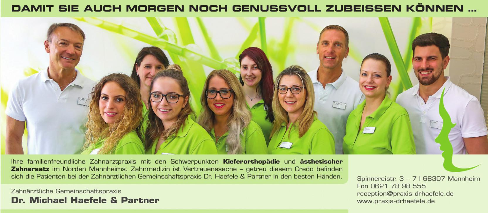 Dr. Michael Haefele & Partner