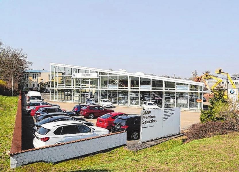 Im Jahr 2008 wurde die Eberswalder Filiale in die Skjellet-Familie aufgenommen. Ausschlaggebend für die erfolgreichen zurückliegenden zehn Jahre sind die Mitarbeiter vor Ort. Foto: Autohaus Skjellet