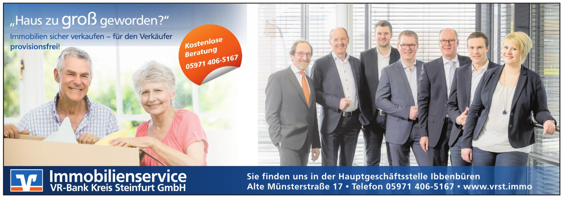 Immobilienservice VR-Bank Kreis Steinfurt GmbH