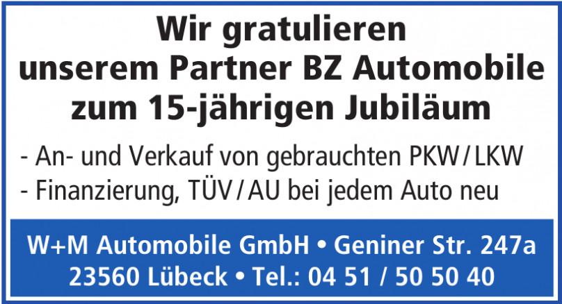 W+M Automobile GmbH