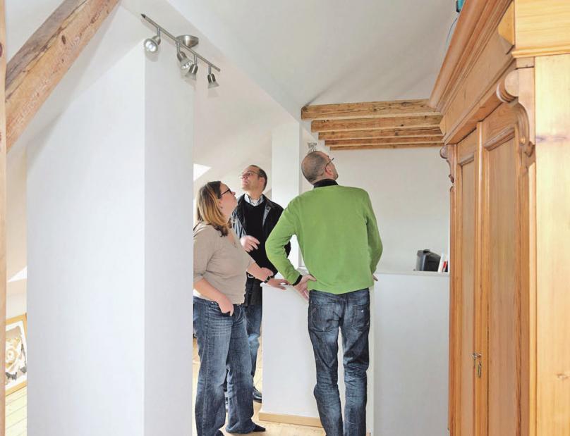 Mit einer guten Vorplanung und baubegleitender Qualitätskontrolle kann die Modernisierung im Altbau ein voller Erfolg werden.Foto: djd/Bauherren-Schutzbund
