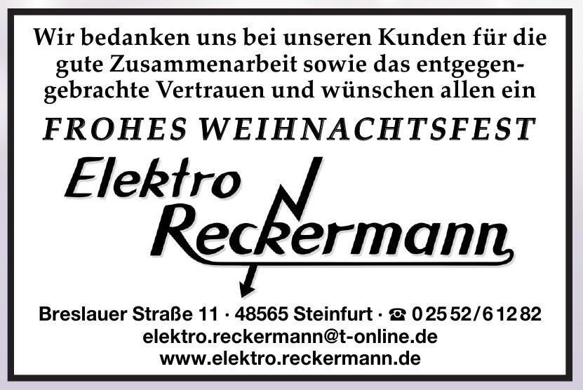 Elektro Reckermann