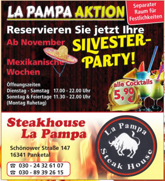 Steakhause La Pampa