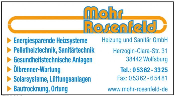 Mohr Rosenfeld GmbH