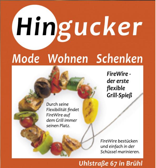 Hingucker
