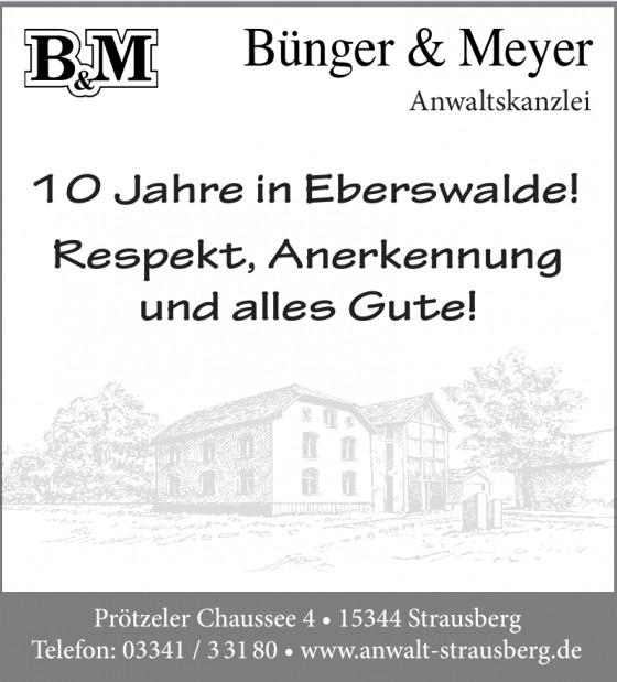 Bünger & Meyer Rechtsanwaltskanzlei