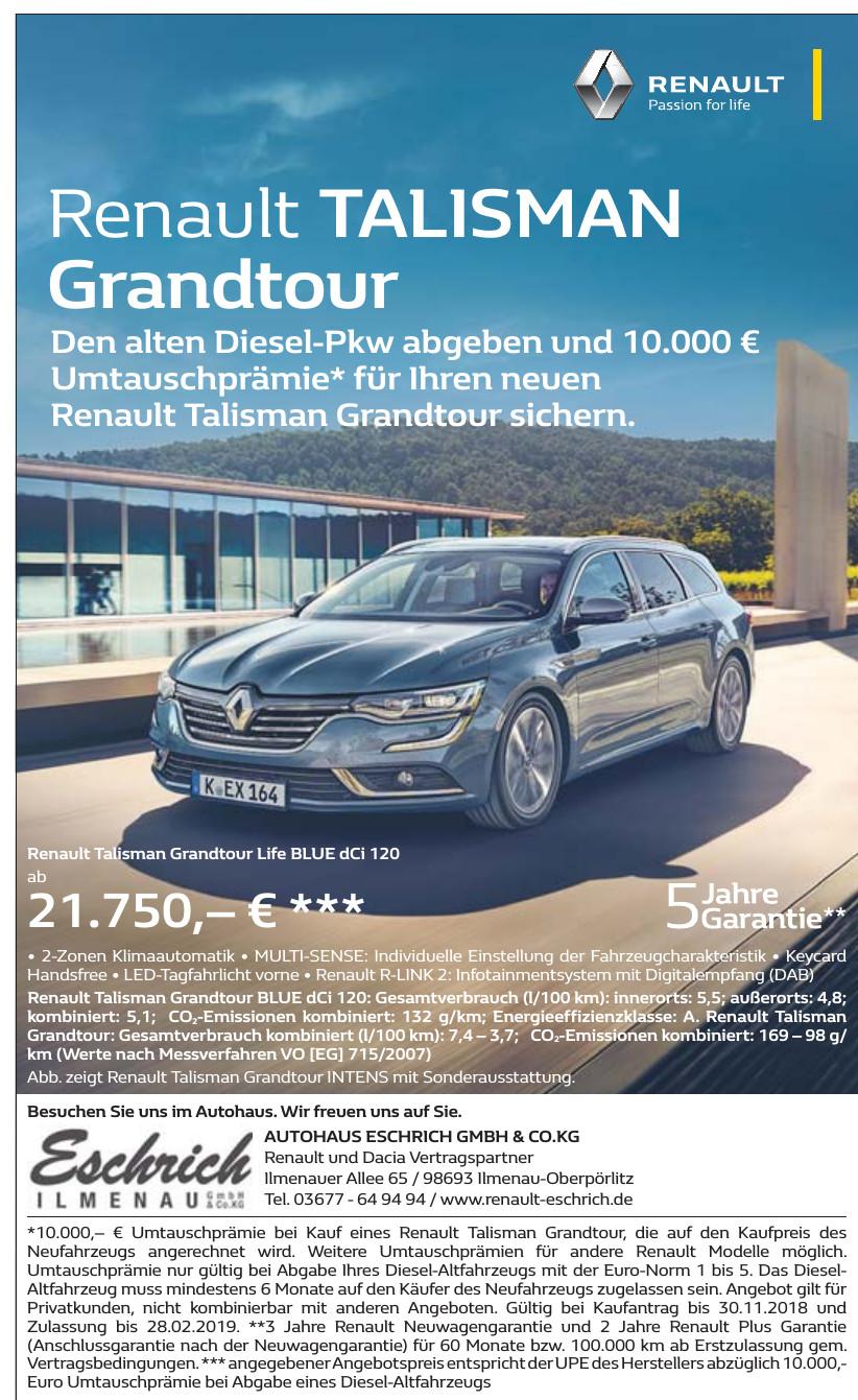Autohaus Eschrich GmbH & Co.KG