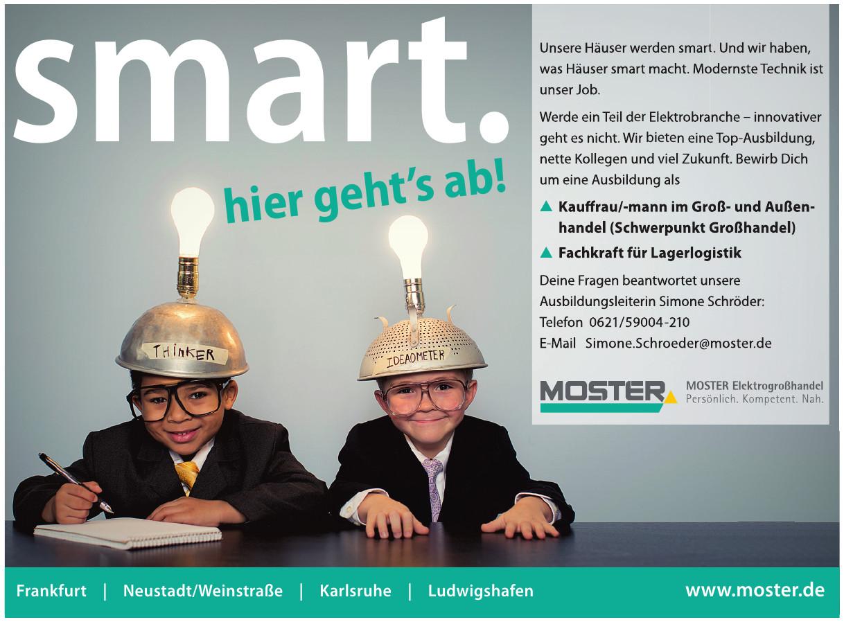 Moster Elektrogroßhandelsgesellschaft mbH