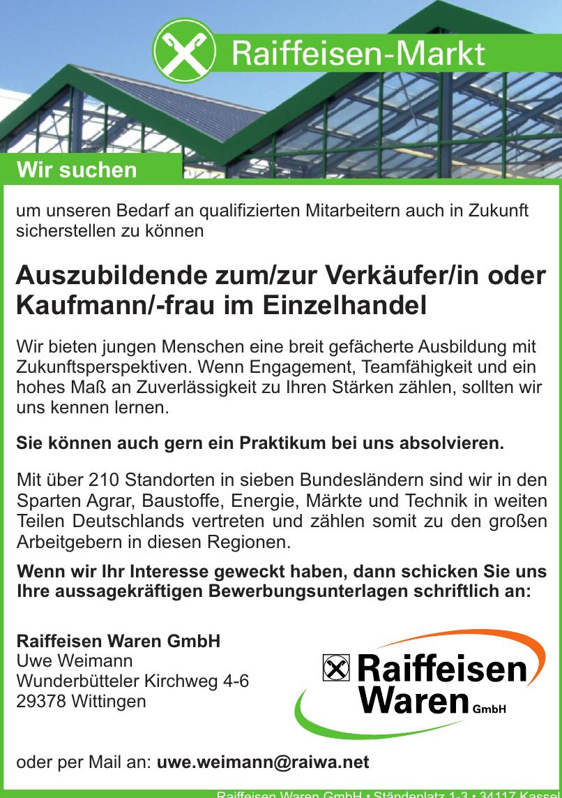 Reiffeisen Waren GmbH