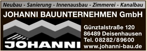 Johanni Bauunternehmen GmbH