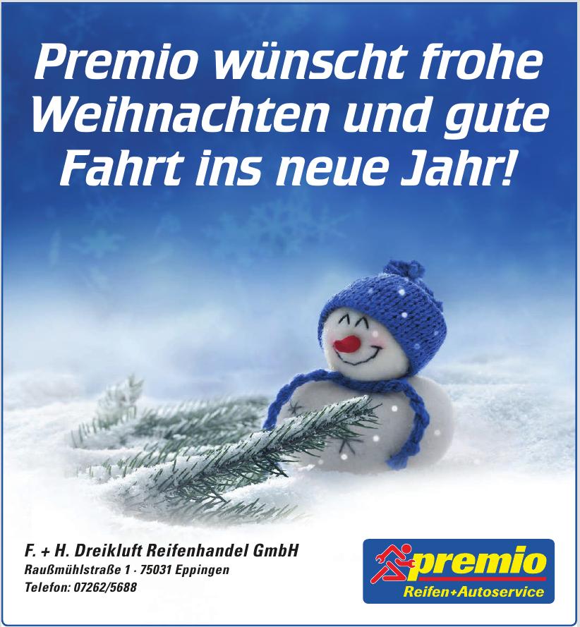 F. + H. Dreikluft Reifenhandel GmbH