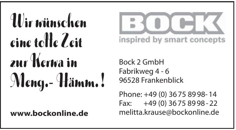 Bock 2 GmbH