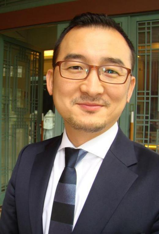 Jin-Hyeok Park manages the Seoul Convention Bureau.PHOTO PETRA MEWES