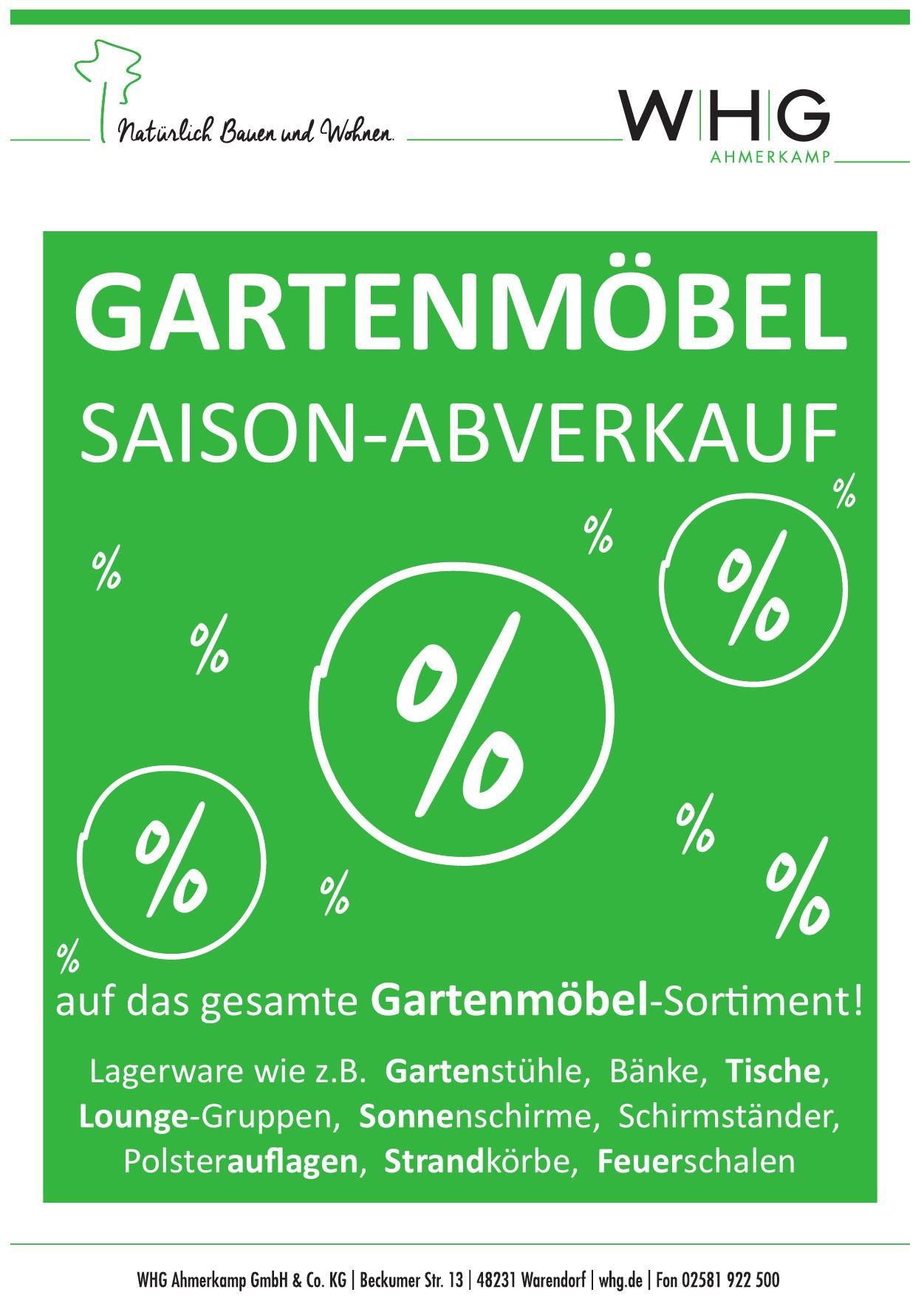 WHG Ahmerkamp GmbH & Co. KG