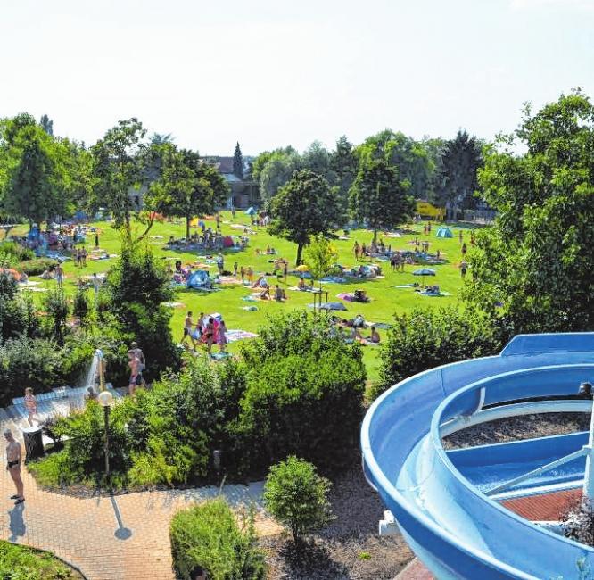 Besuch im Aquadrom in Hockenheim: Ein Tag wie im Urlaub Image 2