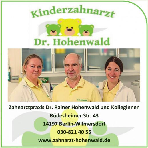 Zahnarztpraxis Dr. Rainer Hohenwald und Kolleginnen