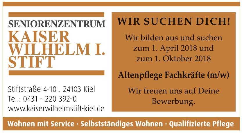 Kaiser Wilhelm 1 Stift