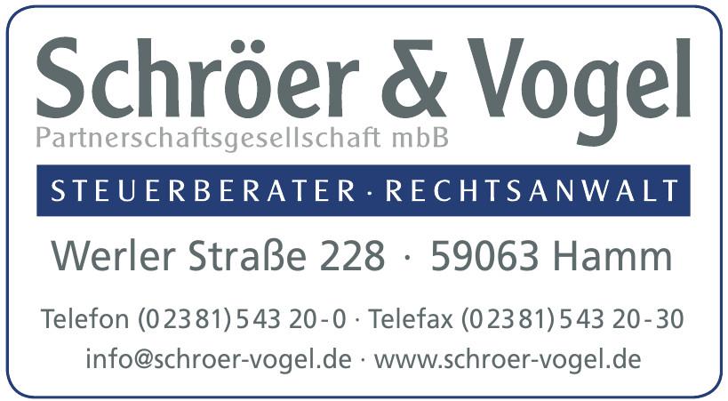 Schröer & Vogel Partnerschaftsgesellschaft mbB