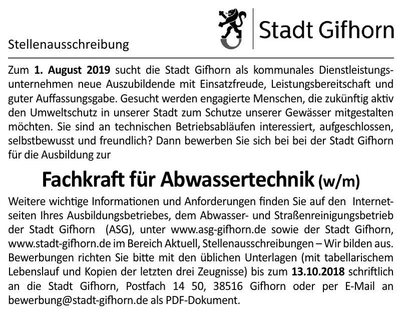 Stadt Gifhorn