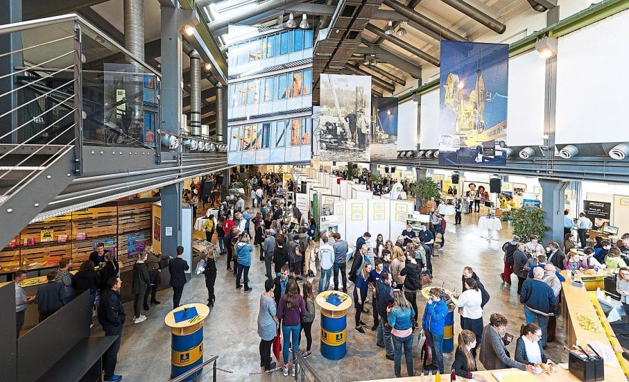 48 Unternehmen sind am morgigen Samstag am Berufsfindungstag Schrobenhausen dabei, um interessierte Schülerinnen und Schüler aus der Region zu treffen. Foto: Haimer GmbH