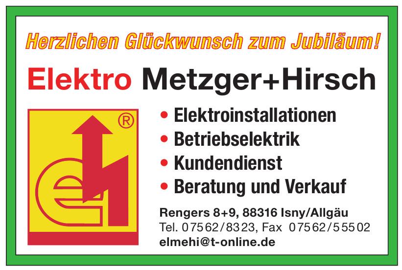 Elektro Metzger+Hirsch
