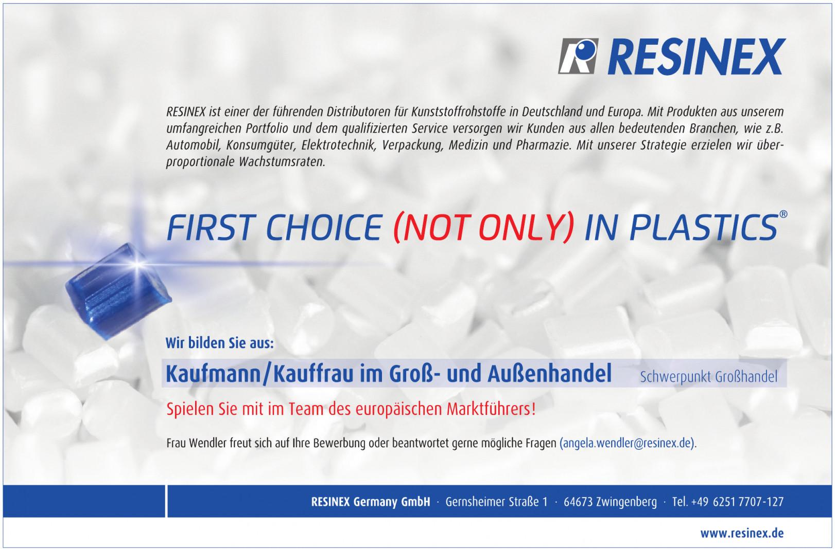 Resinex Germany Gmbh