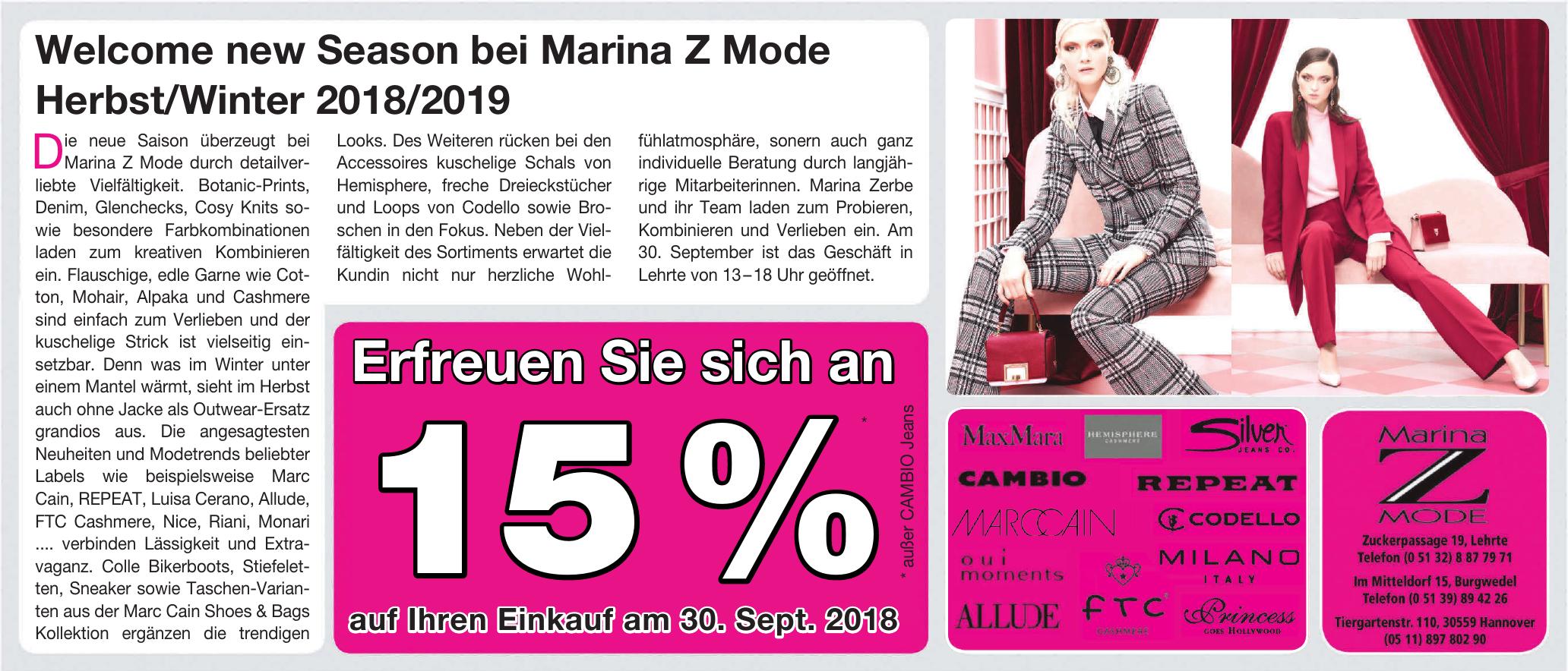 Lehrte Lädt Zum Herbstzauber Mit Verkaufsoffenen Sonntag