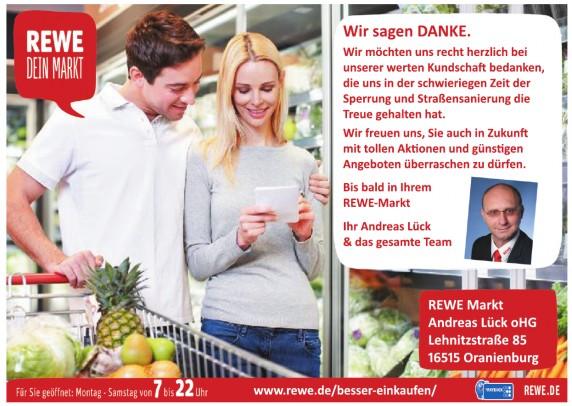 REWE Markt Andreas Lück oHG