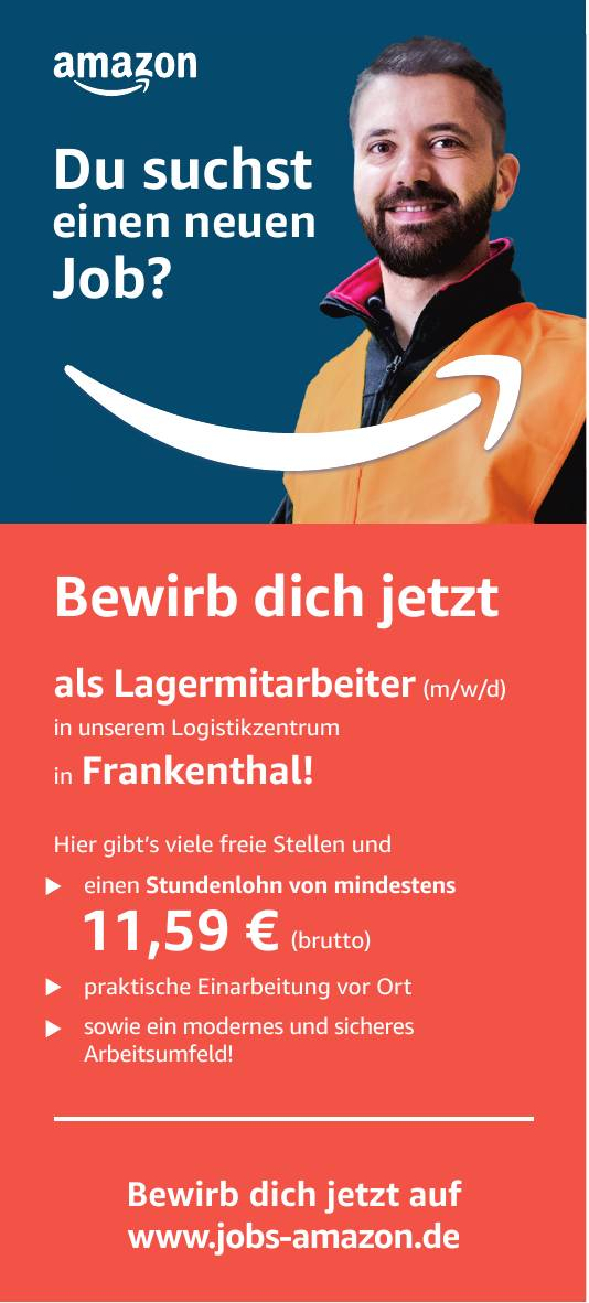 Www.Jobs-Amazon.De