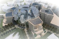 DUBAI Weltausstellung wird die Wirtschaft beflügeln