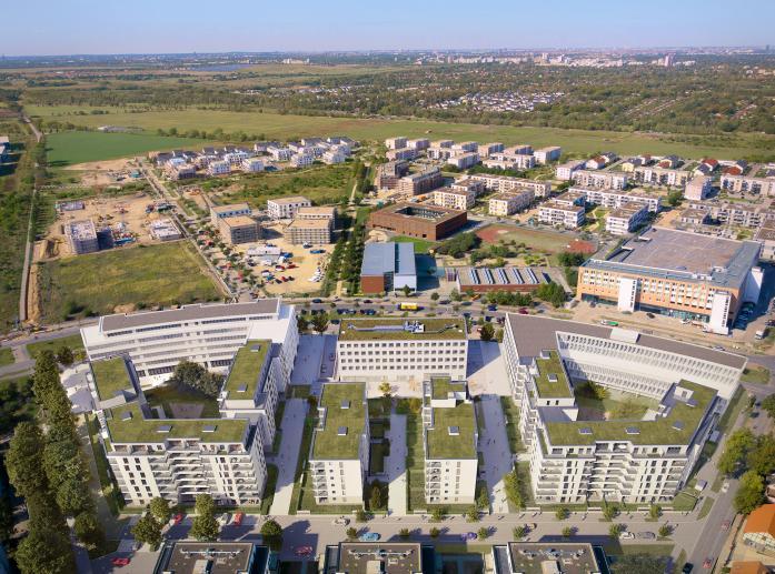 Eine neue Mitte für Schönefeld